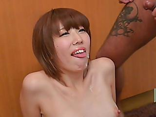 Seira Matsuoka Swallows While Getting Stimulated With Toys