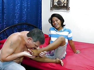 Feet Licking Dilf Anal Drilling Filipino Gazoo