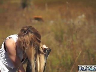 German Face Slap And Teacher Domination And Horny Young Teen And Rough