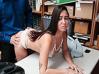 Karlee Gray Got Her Tight Pussy Railed Doggy