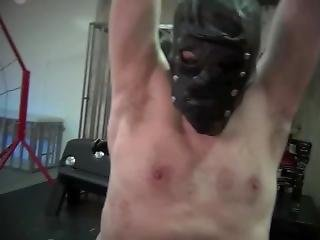 Mistress Nikki Short Whipping Slave