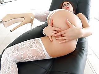 Nikki Waine Gonzo Anal Scene By Ass Traffic