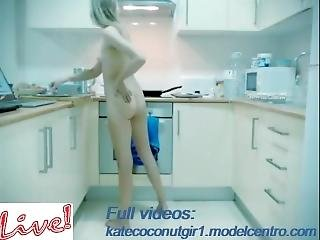 I Like To Be Naked And Cooked In The Kitchen