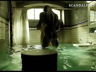 Sally Hawkins Nude With The Monster Creature Scene On Scandalplanetcom