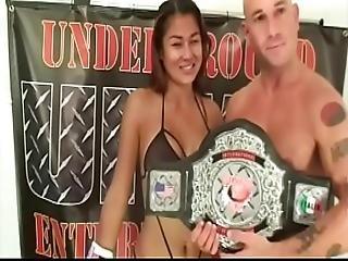 Intergender Matches Underground Intergender Wrestling Promotion