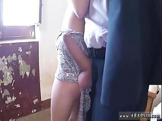 Arab Marocain 21 Yr Old Refugee In My Hotel For Sex