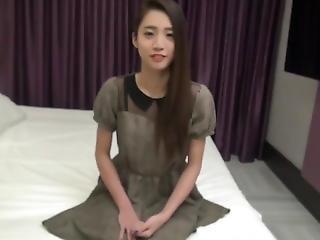 asiatique, bonasse, brunette, Université, coréene, réalité