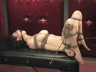 Bondage And Fucking Machines Natalie
