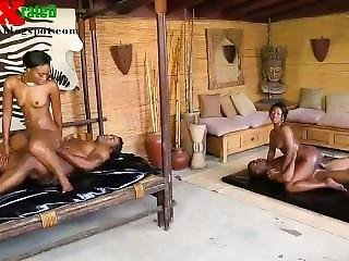 African Prince Massage