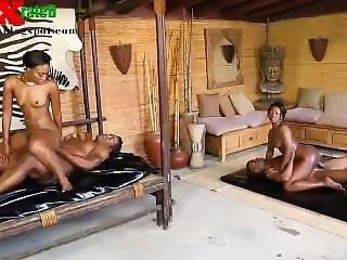 African Prince Massage
