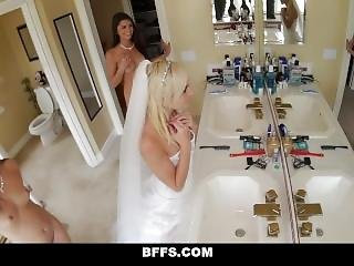 Bffs - Hot Bridesmaid Sex Before Wedding