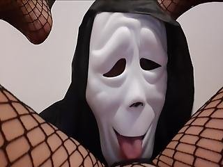 Scary Licking (halloween Party 2019)