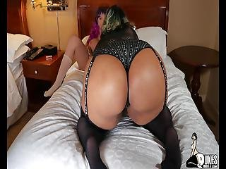 Mixed Big Booty Bbw Violated My Sex Doll