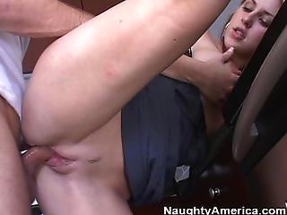 Naughty office amateur