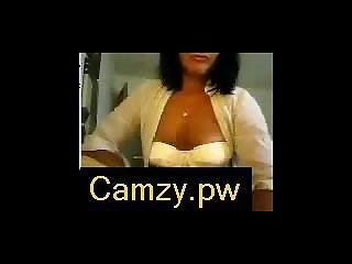 Webcam Milf In White Catsuit On Camzy.pw