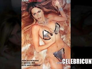 Celebrity Naked Fun With Melania Trump Nude Spread