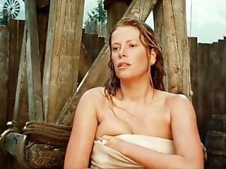 Alessia Marcuzzi Nuda Il Mio West