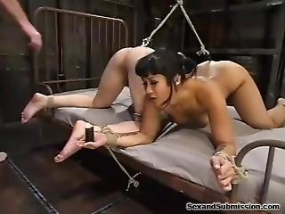 Lesbian Analhook Bondage Ass Fuck P1 (more On Teenpornmaster)