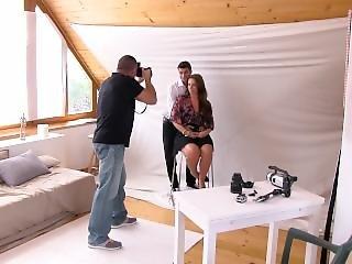 My Naughty Album - Gorgeous Czech Model Nata Lee Fucks The Photographer