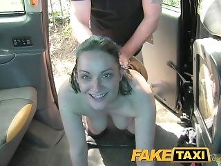 Faketaxi Cock Hungry Wife Needs More Dick