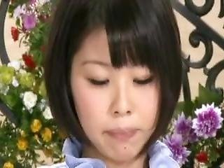 Japanese Anchors Swallowing Cum