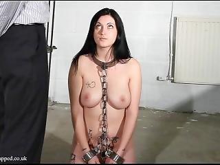 Tiny tits sex slaves on tube