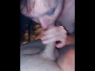 Sweet Petite Sucking My Cock