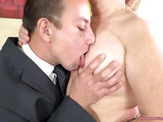 Fucked Hard By An Aroused Stud