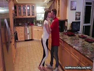 Mature Stepmom Fucks Not Her Son In Kitchen Voyeur - Mom Son Stepmom Stepson Old-and-young Old-vs-young Old-young Young-old Mother Moms Mommy Mom-porn Stepmother Mature Milf Cougar Voyeur Amateurs