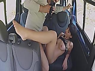 Hitchhiker Bella Berreta Sex By Stranger