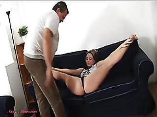 Akrobatisk, Brystet, Exgf, Fleksibel, Yoga
