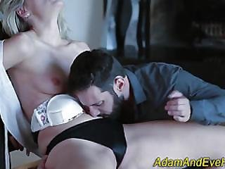 Fetish Tied Whore Spunk