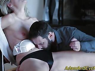Fetish Tied Whore Spunk