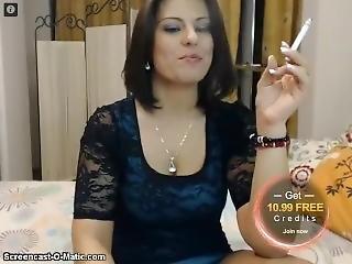 Aishahsweet Smoking