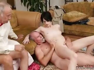 Hannah Old Women Orgy Hot Wrinkled Granny Man Fuck Bathroom