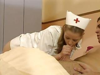 Tyra Misoux - German Nurse Heals A Patient