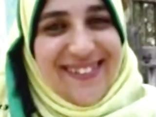 araber, røv, stor røv, stort bryst, brunette, tissemand, matur