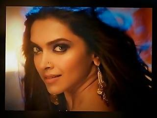 Deepika (the Elegant Queen) Try & Not Jerk Off On Her !! Could You Hold On?
