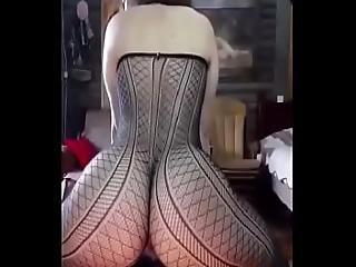 Horny Girl Got Big Ass