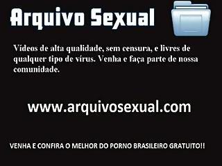 Pegando A Moreninah De Jeito E Socando A Rola - Www.arquivosexual.com