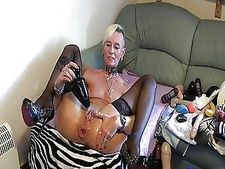 Huge Anal Butt Plug
