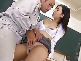 Beauty teacher