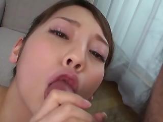Ćelav djevojka blowjob