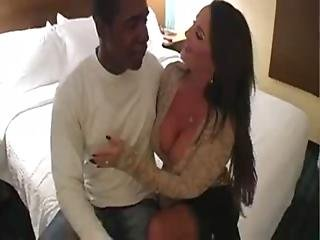 Wife Hooks Up With Black Stud While Hubby Records - Hotsexycams.net