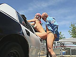 Pretty Teen Aidra Fox Hitchhikes And Gets Fucked In Public