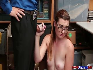 Nerdy Teen Thief Kat Monroe Learns Her Lesson