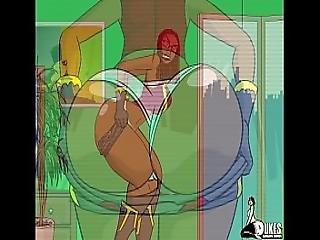 gros cul Cartoon sexe porno Hub noir Shemales