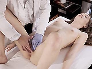 Naive 18yo Is Fucked By Perv Doctor In Order To Get The Pill