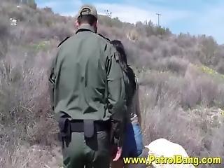 Hot Slutty Latina Banged As Punishment