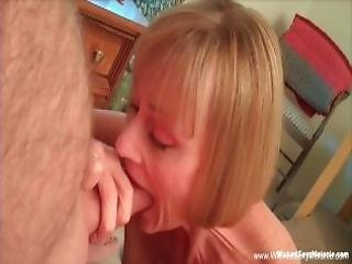 Mommy Controls Her Son S Cock